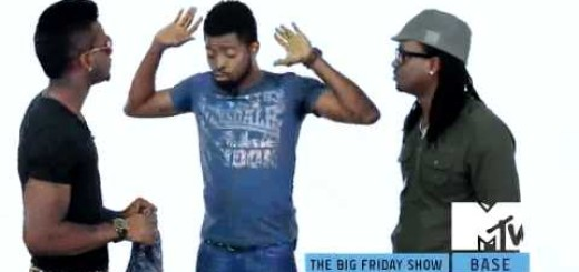 Basketmouth tries to Harass Psquare