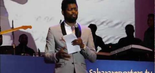 Video: Basket Mouth Counts Numerous Achievements of President Goodluck Jonathan's Administration.