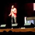 Video: Akpororo At AY Show London