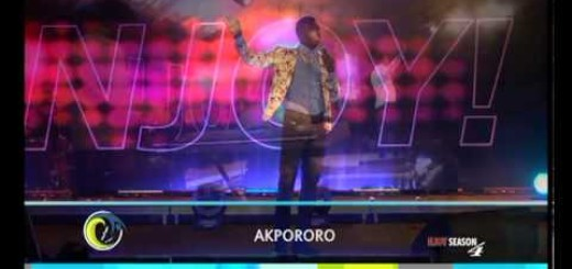 Video: Akpororo at Elevation Church