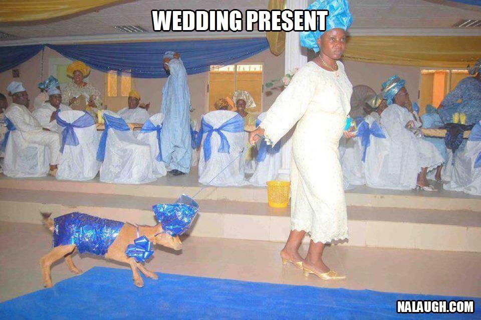 wedding present update