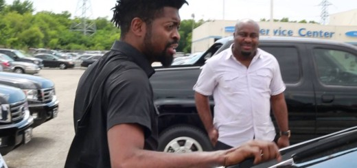 Video: Basketmouth goes car shopping