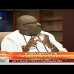 Video: Patrick Obahiagbon interview