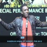 Video: Nigerian Kings Of Comedy Episode 5