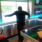 Video: Comedian Kevin Hart Dancing Azonto to Fuse ODG's Antenna
