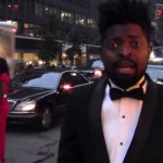 Video: Basketmouth Dissing Psquare in New York