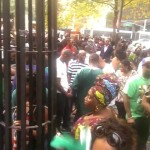 Video: Gyration at 2013 Nigerian Independence in New York
