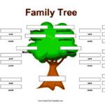 printable-family-tree