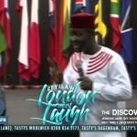 Video: Seyi Law in London – Kamoru