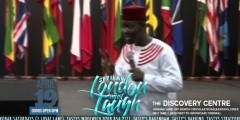 Video: Seyi Law in London – Kamoru