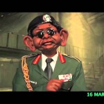 Video (Puppet): Interview with General Sanin Abacha