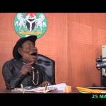 Video: #BringBackOurGirlsForTheSakeOf2015