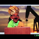 Video (Puppet): Shut Up and Fly, feat. DAM (Diezani Alison-Madueke)