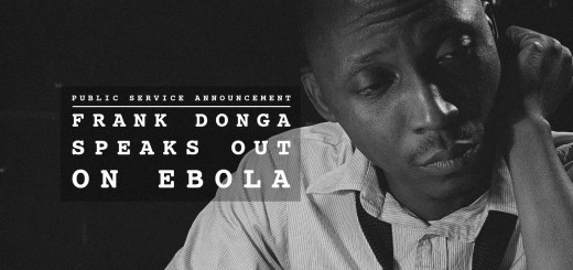 Video: Frank Donga Speaks Out On Ebola