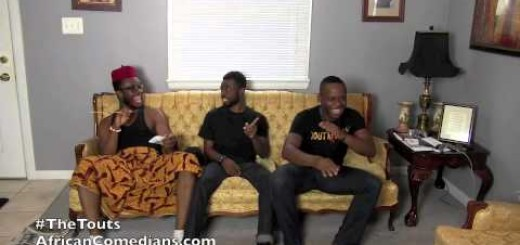 Video Skit: The Touts – American vs Naija Reaction to Power Outage
