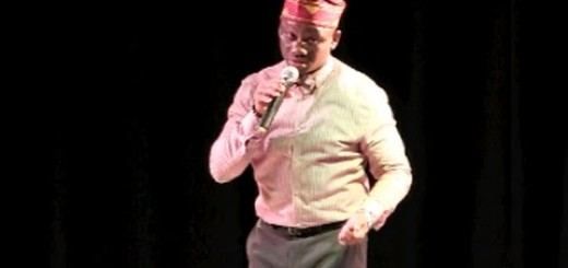 Video: African Standup Comedy – How to Identify Africans by Foxy P