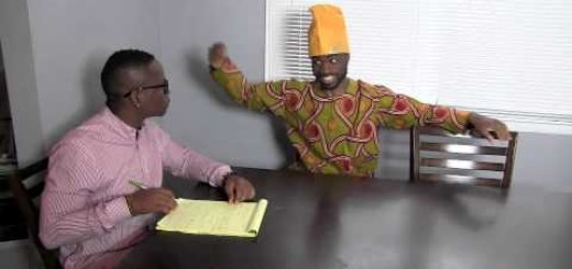 Video skit: The Touts – What Do You Do for a living