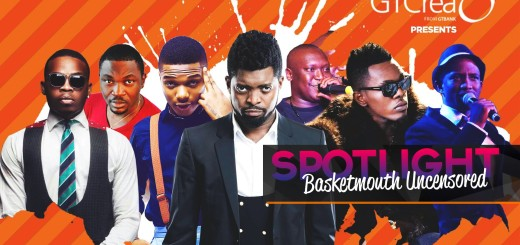 Video: GT Crea8 Presents Basketmouth Uncensored (highlights)
