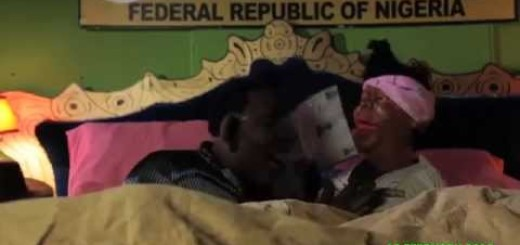 Video (puppet): Valentine's Day at the Goodluck (GEJ) and Buhari (GMB) Households