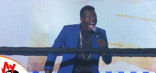 Video (stand up): Akpororo Bringing the House Down at AY Live