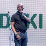Video (stand up): Gandoki at Glo Lafta Fest