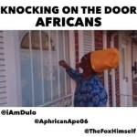 Video: How Americans vs Africans knock on Your Door