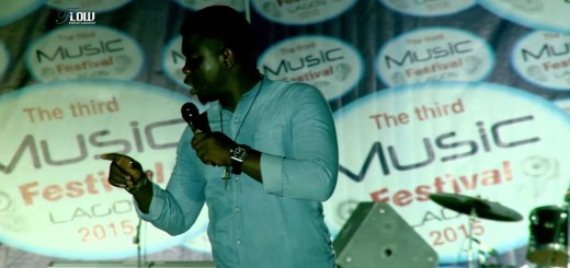 Video (stand up): Seyi Law at Music Festival Lagos 2015