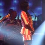 Video: Comedian Ali Baba & Freeze on Stage – Big Booty Audience Babe Dances Skelewu