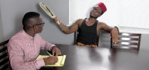 Video (skit): The Touts African Comedy Show Episode 4