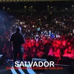 Video (stand up): Basketmouth London show Peformances – Aje Baba, Salvador, David Kau & more