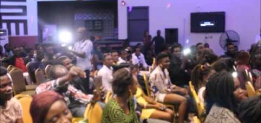 Video (stand-up): Akpororo Performs at Face of AIT (Ghana)