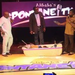 Video (stand-up): Alibaba's Spontaneity Show With  Okey Bakassi, Gbenga Adeyinka & Basorge
