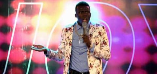 Video (stand-up): Comedian Akpororo Talks About Nigerian Children