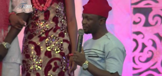 Video (stand-up): Comedians Perform at Tinsel Gbenro & Osas Wedding – AY, Elenu, Chigurl etc