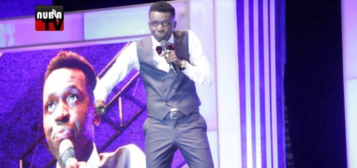 Video (stand-up): Akpororo Talks About Guy Speaking in Tongues at ATM