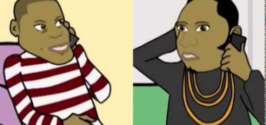 Video (animation): House Of Ajebo – Maga