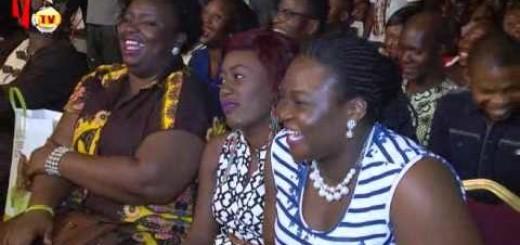 Video (stand-up): A.Y, Funny Bone & Bovi at Lagos Glo Laffta Fest
