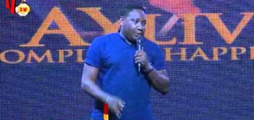 Video (stand-up): AY Live Port-Harcourt 2015 – Akpororo, I Go Dye, Ajebo, Gordons, Helen Paul & more