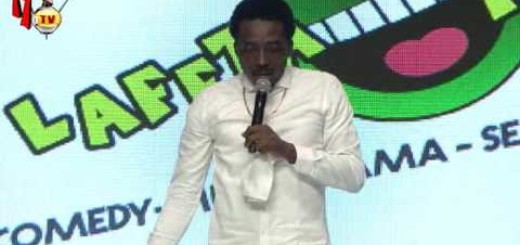 Video (stand-up): Bovi Tells What Will Happen if Each Country Had its Own Heaven & Davido Dies