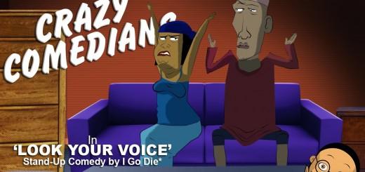Video (animation): Short Animation of Comedian I Go Dye's Joke