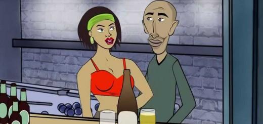 Video (animation): Short animation of Gandoki's joke – Mess