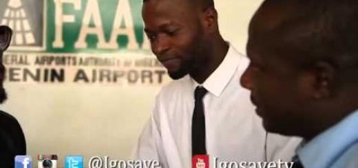 Video (skit): Comedian I Go Save – Fuel Smugglers