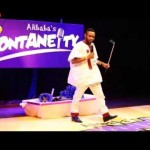Video (stand-up): Alibaba Spontaneity Show 2015 (Alibaba, Okey bakassi, Laff Up, Gbenga Adeyinka & more)