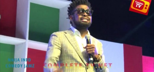 Video (stand-up): Basketmouth Narrates Conversation With Pope if Asked To Blow Himself Up