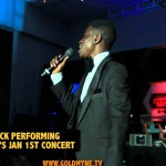 Video (stand-up): Singing Comedian Kenny Black Awesome Performance at Alibaba January 1st Concert