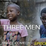 Video (skit): Mark Angel Comedy (episode 57) with Little Emanuella – Three Men