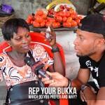 """Video (skit): Nigerians on the Street Answer """"What's Your Favorite Bukka"""" (some funny answers)"""
