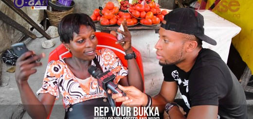 "Video (skit): Nigerians on the Street Answer ""What's Your Favorite Bukka"" (some funny answers)"