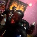 Video (random): Comedian Akpororo Singing in the Living Room