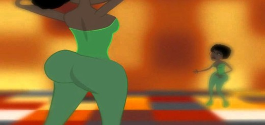 Video (animation): Mini Throwback – The Lady in Green (Part 1 to 4)